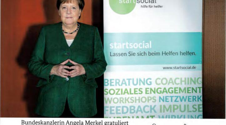 Merkel startsocial